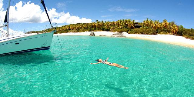 2- Britanya Virjin Adaları