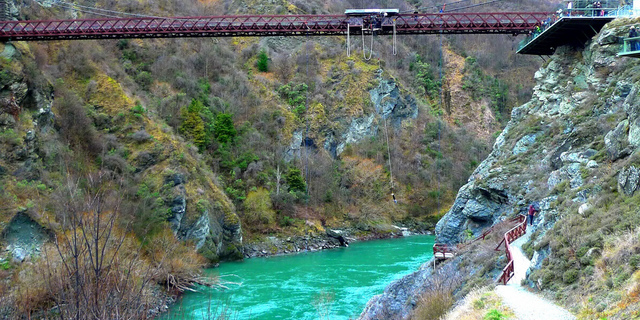 Kawarau Köprüsü