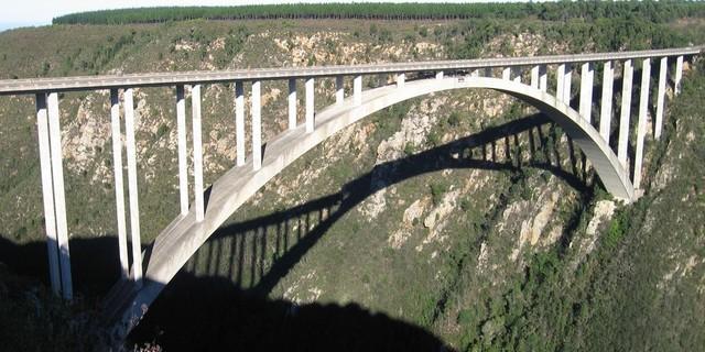 Bloukrans Köprüsü