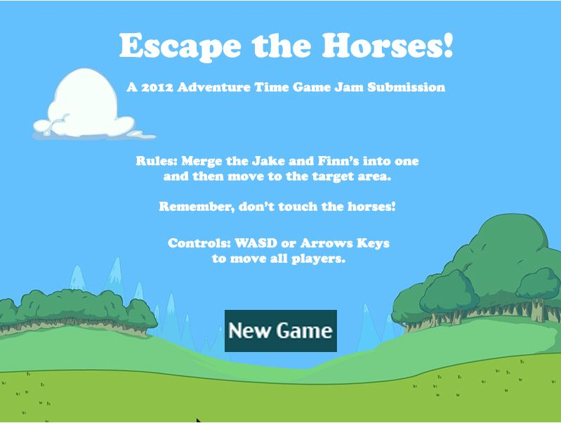 Escapethehorses