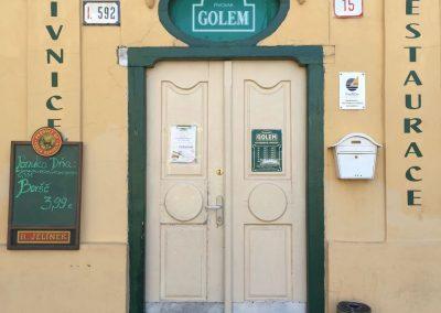 Slovakia - Golem Pub