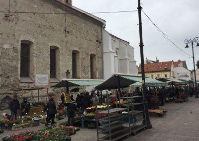 Slovakia - Kosice Farmers Market