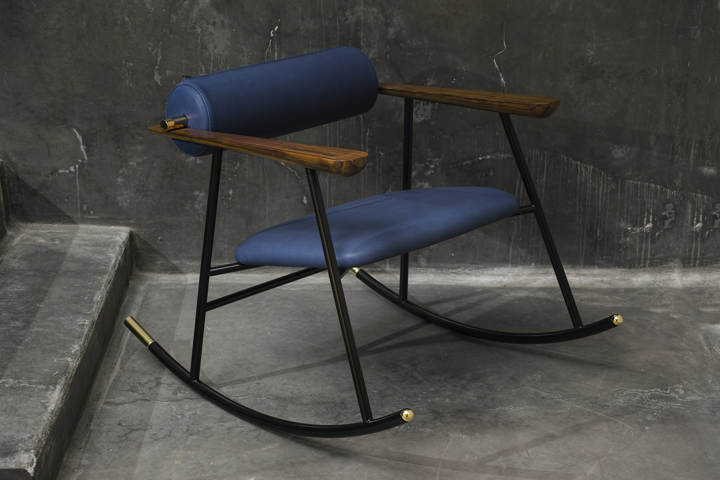 Loulou Rocking chair by david/nicolas, image courtesy of Joy Mardini Design Gallery
