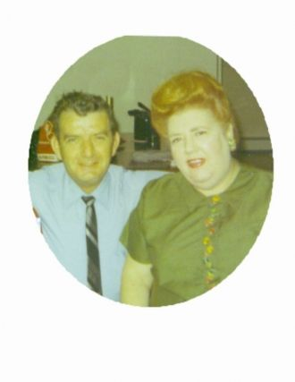 Frank McGowan & Betty Walsh
