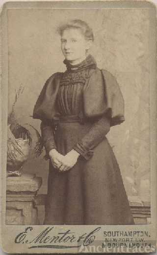 Agnes (Rowe) Early