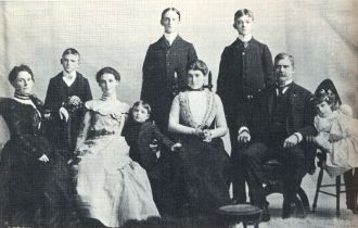 Charles Sweeny Family