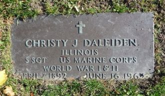 A photo of Christy Daleiden