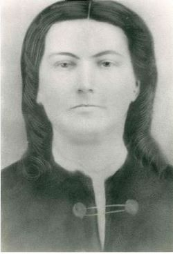 A photo of Mary Jane (Moncrief) Autrey