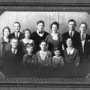 William & Esther Houseman Family, 1932