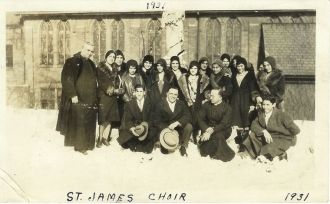 St. James Choir