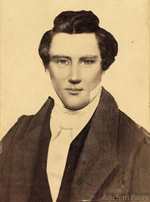 Joseph Smith,  Mormon Founder 1879