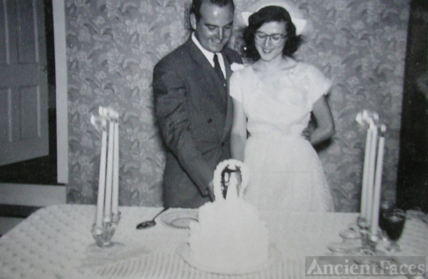 George A. & Patricia Crawford, 1953