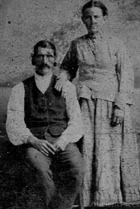 Unknown Orr Couple