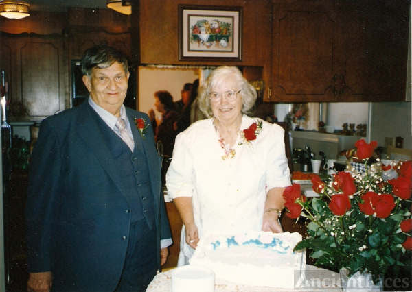 Albert and Alma Morrett, Idaho