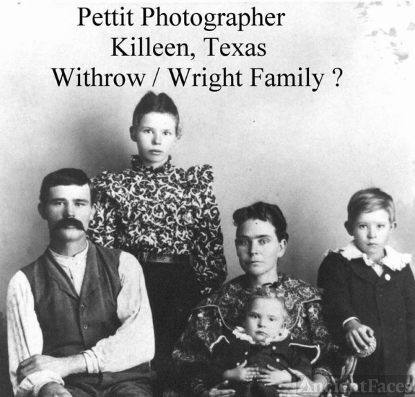 Withrow - Wright Family