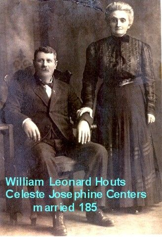A photo of William Leonard Houts