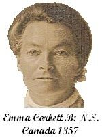 A photo of Emma Corbett