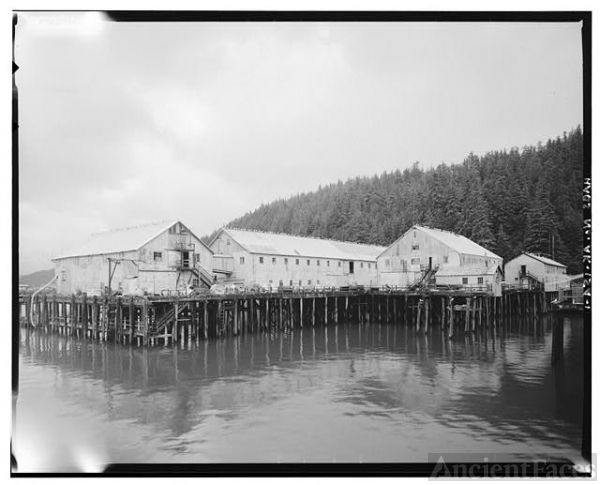 1. VIEW FROM WATER - Morpac Cannery, Ocean Dock Road,...