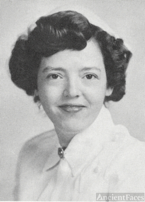 Mrs. Elizabeth Young, Kentucky, 1955
