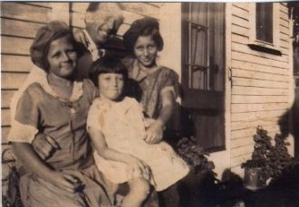 George Wickenberg Family, CA 1929