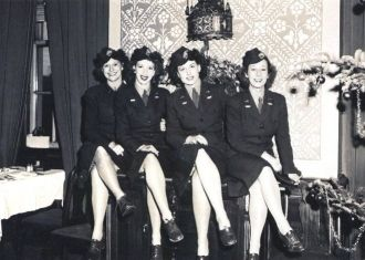 USO Girls from Unit 440