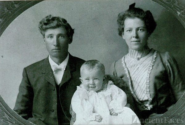 Warren & Edith Tilton & son Harold