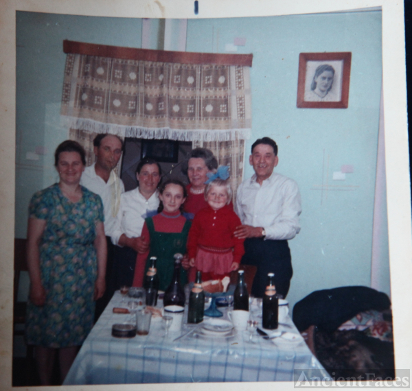 Nancy & Ivan Komar family, Ukraine