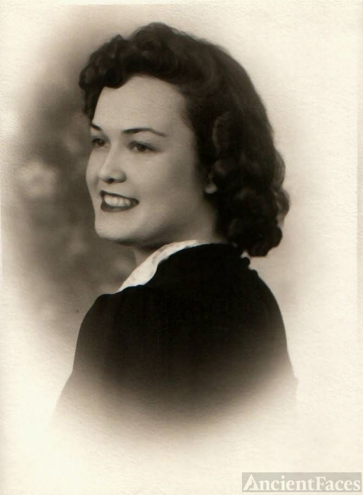 Lucille Rosemary Carr Midwest High School Graduate