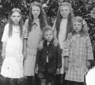 Sam Clark's Grandchildren