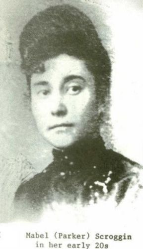 A photo of Mabel Parker Scroggins