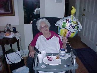 91st Birthday Picture
