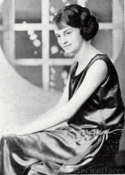 Helen Marie Bonar, West Virginia, 1924