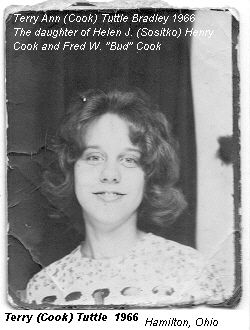 Terry Ann (Cook) Tuttle Bradley