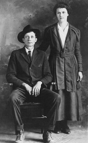 Gray & Eunice Quick Jones