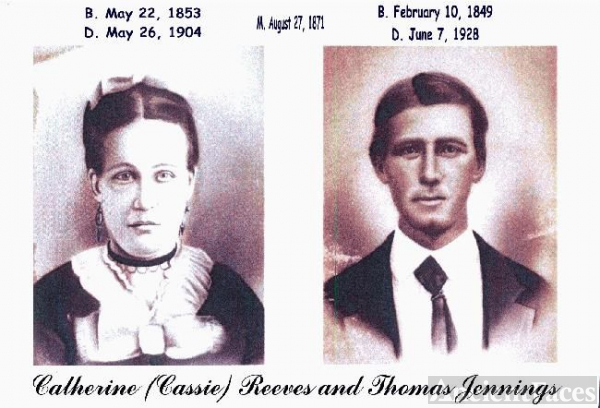Thomas R. & Catherine Jennings