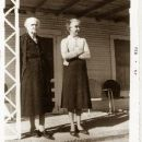 Mae Kuykendall McCurdy and Elsie McCurdy May