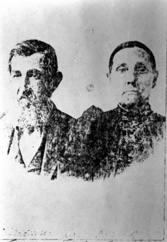 Cyrenius and Talitha Jane Ard