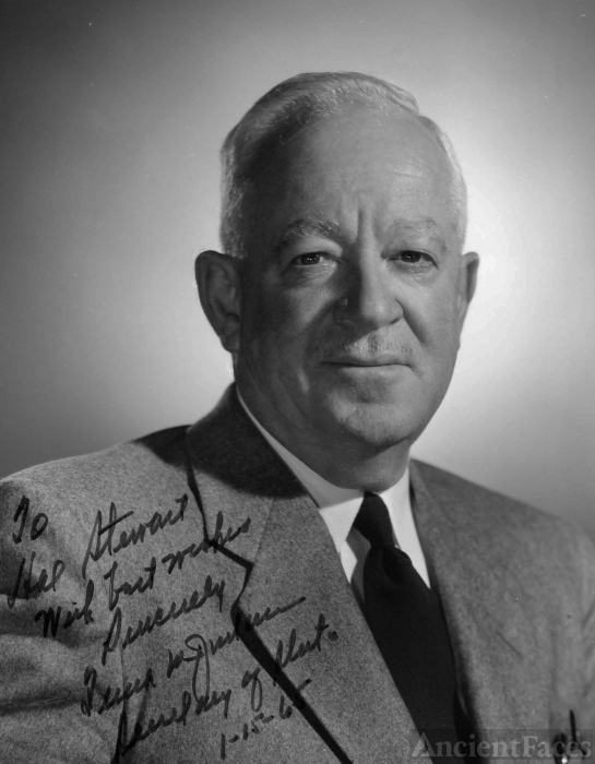 Frank M. Jordan, California Sec. of State, 1965