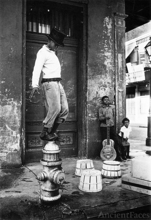 New Orleans, 1960