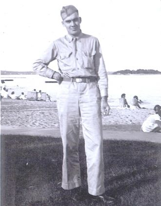 Grandfather WWII Philippines