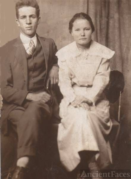 Oscar and Ethel Vaughn