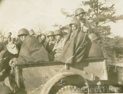 8th infantry- jeep picture