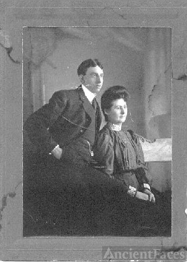 Earl and Cora Ingalls