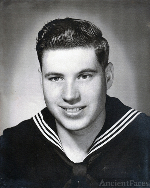 Louis Brown, Navy, Korea