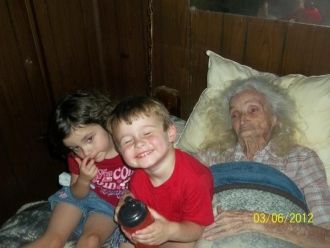 Mildred Finkbiner, Aaron Winbury, Karley Marsh, AR