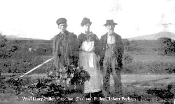 William, Robert  & Caroline (Perham) Fuller, Vermont