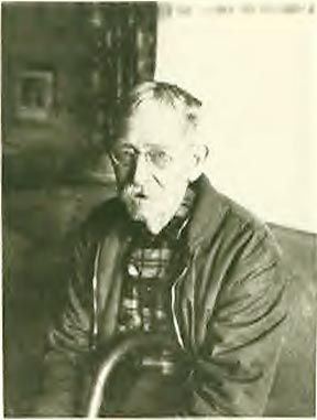 A photo of Theodore Underwood