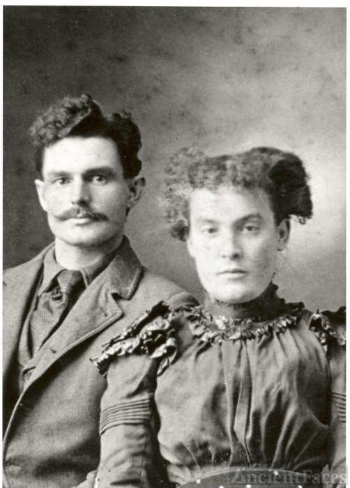 James Henry and Betsey Teall
