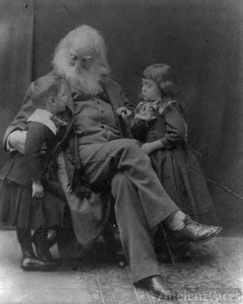 Nigel  & Jeanette Cholmeley-Jones, Walt Whitman