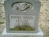 A photo of Bonnie Bess (Hardy) Krauser